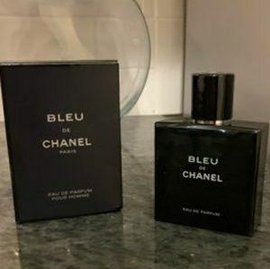 Brand New Chanel Bleu E.D.P. 3.4oz Never Opened